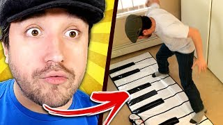 UM PIANO GIGANTE! - GAGA (Ep. 02)