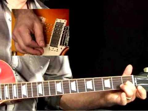 Blues Rock Guitar Lessons - Kings: Johnny Winter - Andy Aledort - Hoochie Breakdown 2