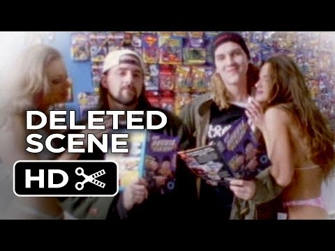 Clerks. Deleted Scene - Secret Stash (1994) - Kevin Smith Movie HD