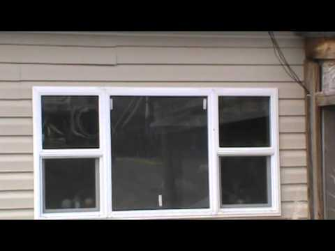 HOW TO BUILD A SIMPLE PASSIVE SOLAR AIR HEATER PLUS A TEST OF THE UNIT