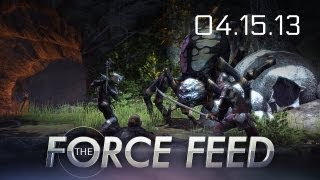 The Force Feed - Leaked Elder Scrolls Online Footage Disappoints