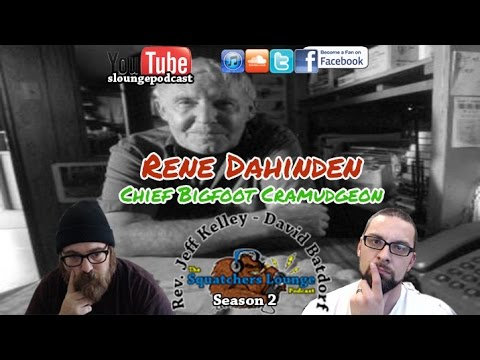 Grover Kranzt is an Idiot - Says Rene Dahinden