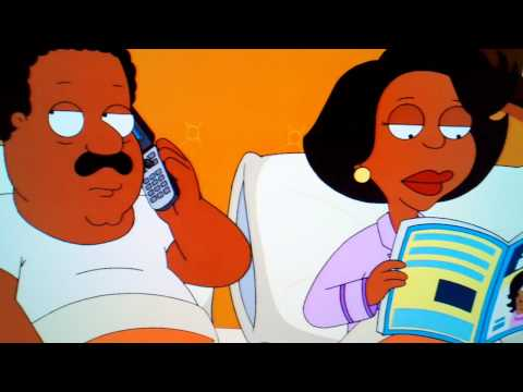 Cleveland Show: Peter's Ringback Tone video