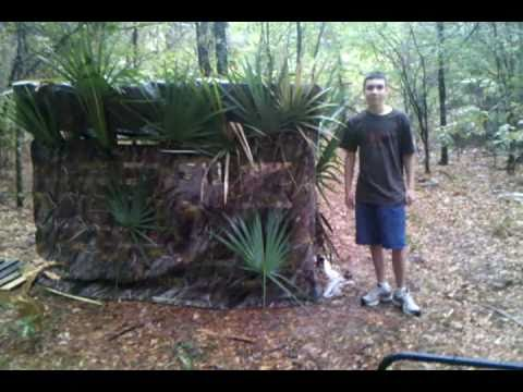 Cheap Deer Stand 18 00 Total Cost To Make Youtube