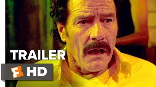 Video clip The Infiltrator Official Trailer #1 (2016) - Bryan Cranston, John Leguizamo Movie HD