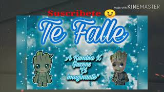 Download lagu Te Falle tema nuevo 2020 A Kumbia X Guzens