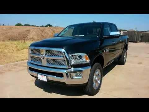 All new 2016 Ram 2500 4x4 Laramie Cummins Diesel 6.7L TDY Sales