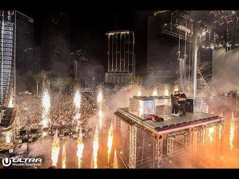 Swedish House Mafia Live @ Ultra Music Festival 2018