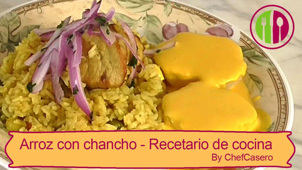 Receta f 225 cil de arroz con chancho cocina peruana youtube