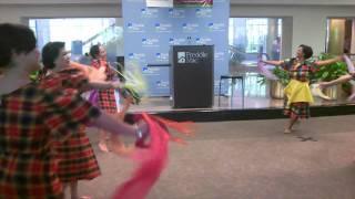 La Curacha Philippine Folk Dance - 23 May 2011
