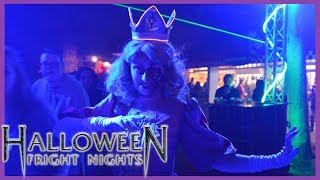 Walkthrough: Game Over - Halloween Fright Nights 2018 - Walibi Holland