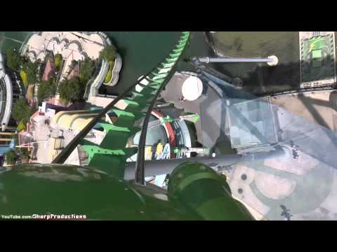 Incredible Hulk (HD POV) Universal's Islands Of Adventure - Orlando, Florida