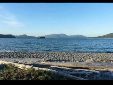 Travel Trip: San Juan Islands: Jones Island to Spencer Spit & Frost Island, October 2012