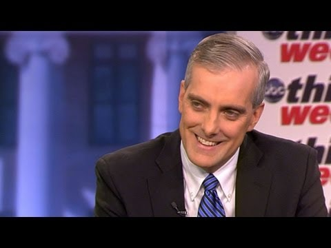 Denis McDonough 'This Week' Interview; Obama's Immigration Principles, The White House Plan Leaks