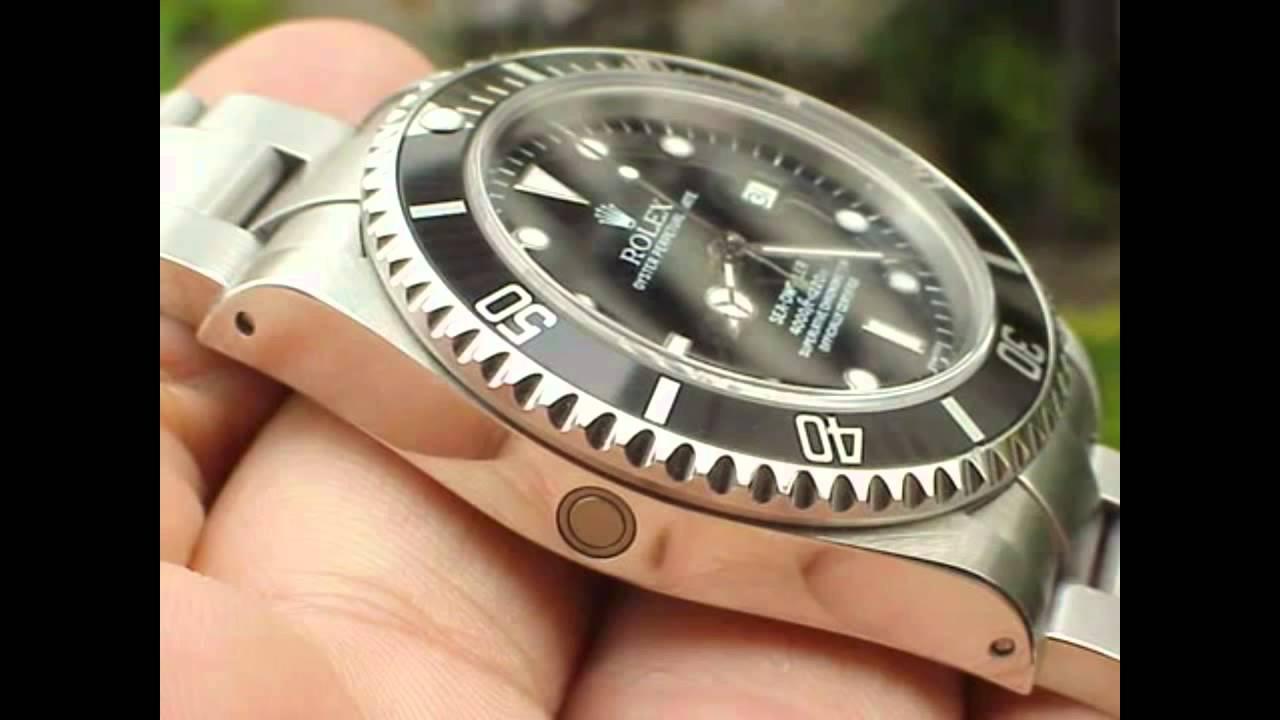 Rolex Sea Dweller 16600 vs Submariner Rolex Sea-dweller Watch