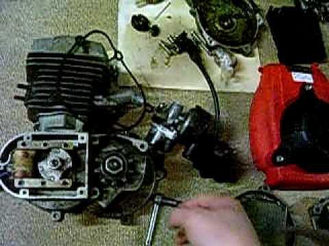 Motorized bike 2stroke Kit Common Clutch Problem solution!