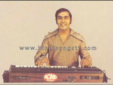 Ramnarine (Tole) Moonilal - Aaja Aayi Bahar Dil Hai Bekarar (...