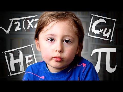 """""""Telepathic"""" Genius Child Tested By Scientist thumbnail"""