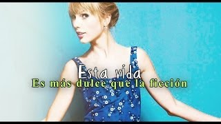 Sweeter Than Fiction - Taylor Swift (Traducida al español)