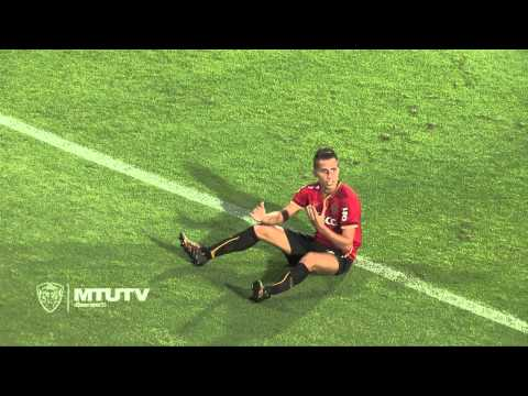 MTUTD.TV Highlight SCG Muangthong United 1- 0 Chonburi Thai Premire League - Round 13