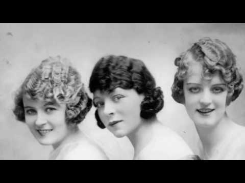 1920s, flappers, the bob