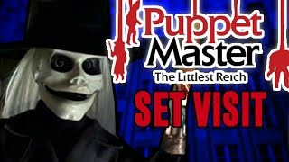 PUPPET MASTER: THE LITTLEST REICH Set Visit | New Details + Which Puppets are Back!