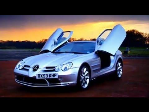 McLaren SLR review - Top Gear - BBC