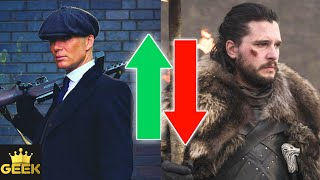 5 TV SHOWS FAR BETTER THAN GAME OF THRONES