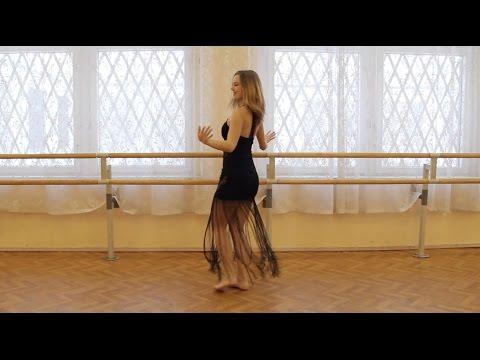 رقص دختر روس با ۶ آهنگ ایرانی - Russian Girl Dances Iranian Dances video