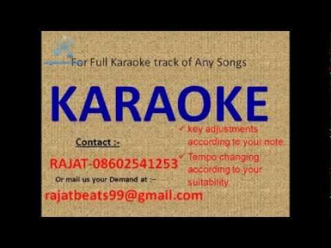 Ye Zameen Gaa Rahi hai Karaoke Track