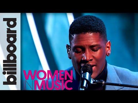 Labrinth Madonna Tribute: 'Frozen' & 'Like a Prayer' Performance   Billboard Women in Music 2016