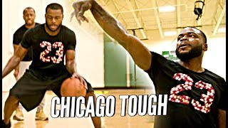 """Does Chicago Breed The TOUGHEST Basketball Players? """"Heart Of The City: F.I.N.A.O."""""""