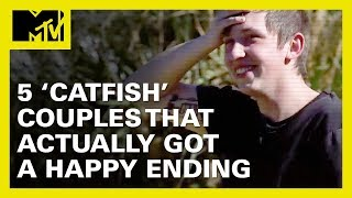 5 'Catfish' Couples Who Actually Ended Up Together 💕 | MTV Ranked