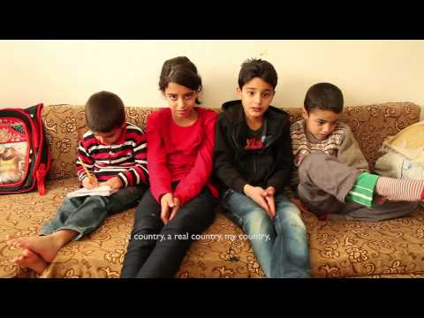 What Does Peace Mean? - Syrian Refugee Children Respond | World Vision