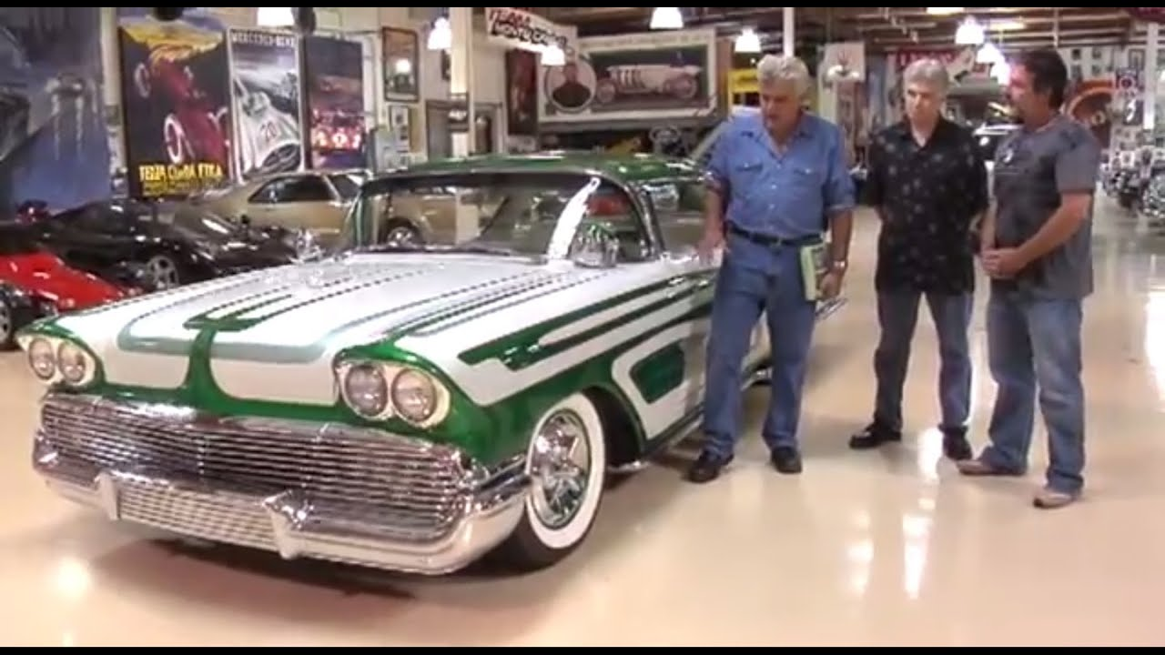 What Was Jay Leno S First Car