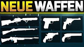 Battlefield 1: Neue Waffen Leaks - Diese könnt ihr spielen