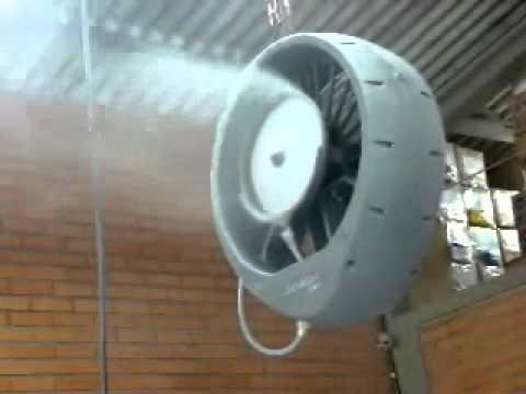 Preço ventilador que solta agua