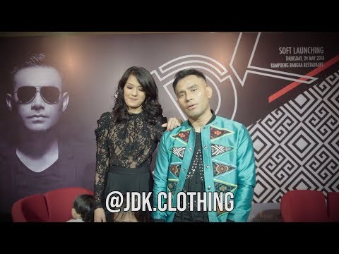 SOFT LAUNCHING JDK CLOTHING LINE