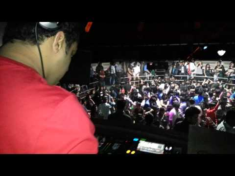 Dj Abhishek Live  Area 51 For Musical Mayhem 4 video