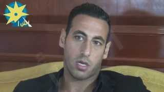 """بالفيديو : رمزى صالح """"الرجوب جعل قيمة للاعب الفلسطينى"""""""