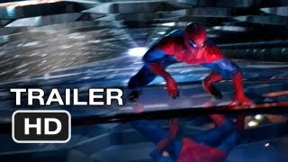 The Amazing Spider-Man Official Trailer #3 (2012) Andrew Garfield Movie HD