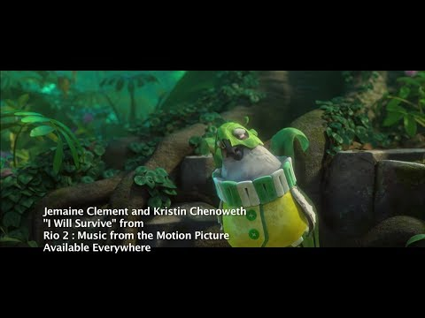 Rio 2 - I Will Survive Lyric Video - 20th Century FOX