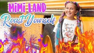 ROAST YOURSELF CHALLENGE - MIMI LAND 💜 Dirigido por Lola Land