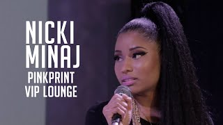 "Nicki Minaj celebrates her ""Pinkprint"" release with her Barbs and Hot97"