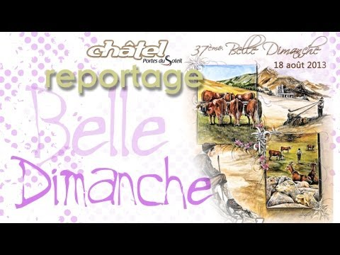 La Belle Dimanche Châtel: 37ème édition