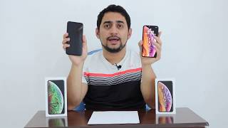 iPhone XS ou XS Max?