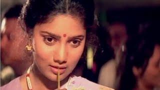 My Boss - Big Boss Malayalam Movie Scenes - Chiranjeevi's sister committing suicide - Meena, Roja