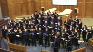 When you Prayed Beneath the Trees - NAC Concert Choir