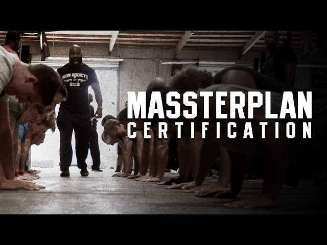 THE MASSTERPLAN SEMINAR - PART 1 - CT FLETCHER