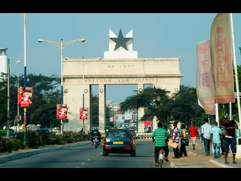 Ghana Cities Guide -The  Accra City Promo Video